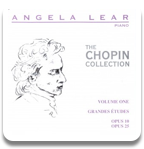 Angela Lear - The Chopin Collection Volume 1
